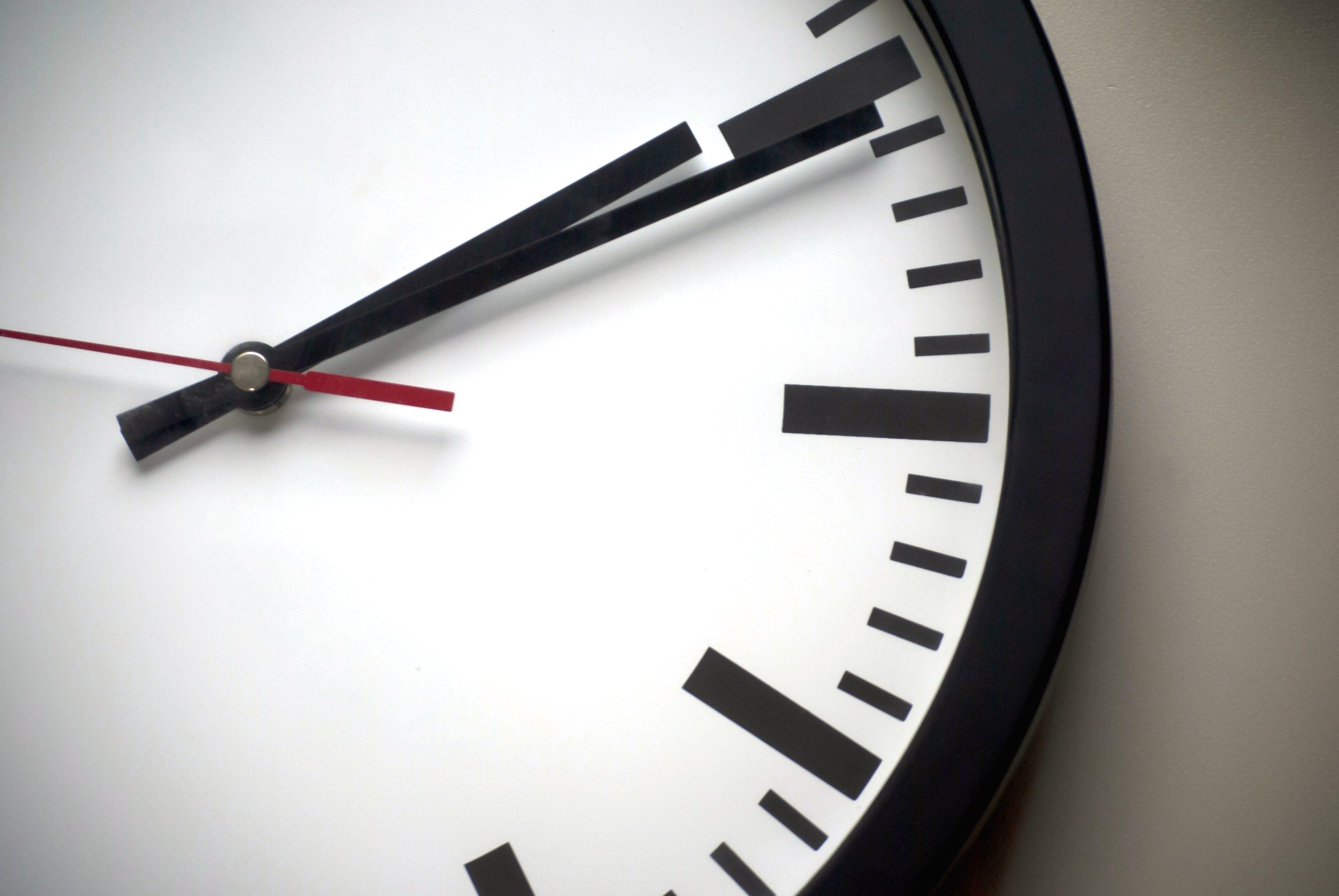 ¿Qué tres estrategias nos pueden ayudar a gestionar el tiempo adecuadamente?